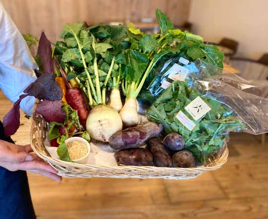 岡山市産等農作物